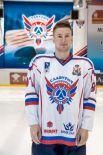 Сергей Гриф Родился в 1991 году, рост - 184 сантиметра, вес – 82 килограмм. На лед выходит под номером 91. Воспитанник ярославского ХК «Локомотив».