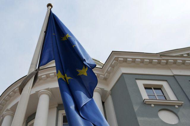 Здание представительства Евросоюза в Москве.