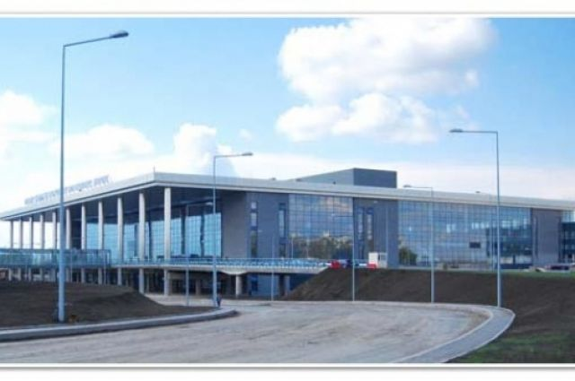 Аэропорт, Донецк