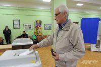 Виталий Синякин, избиратель.