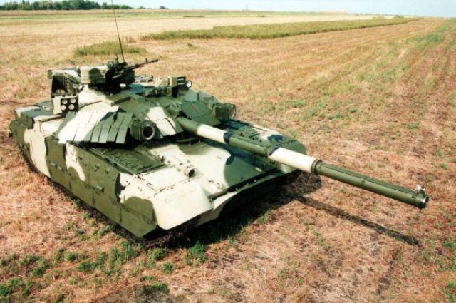 Т-84 БМ Оплот