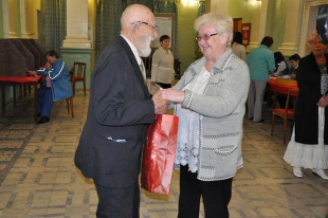 В Челябинской области проголосовал 101-летний избиратель