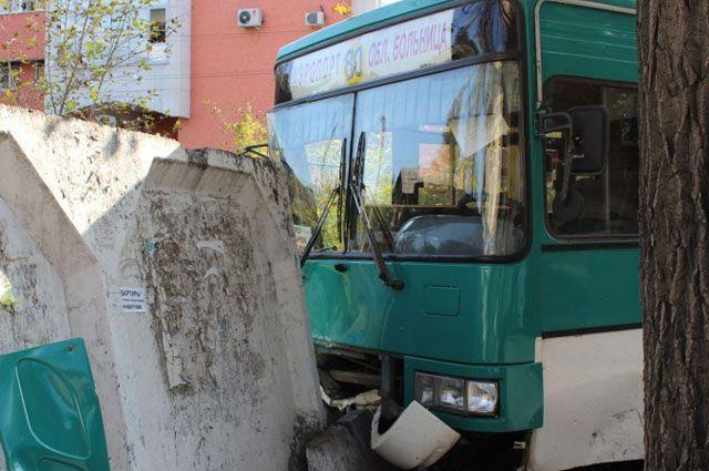 В Иркутске произошло ДТП со смертельным исходом.