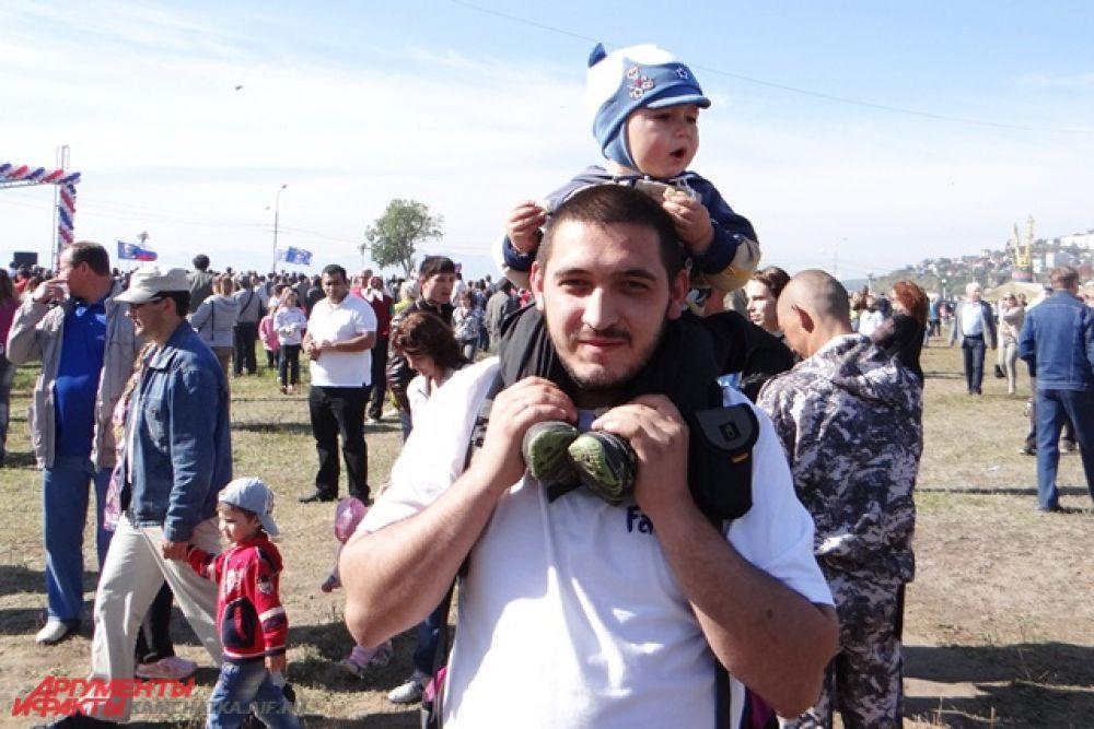 Всего фестиваль национальных культур «Содружество» посетили несколько тысяч гостей.