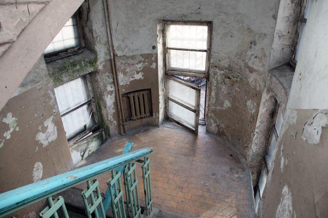 Аварийное жильё подлежит ликвидации.