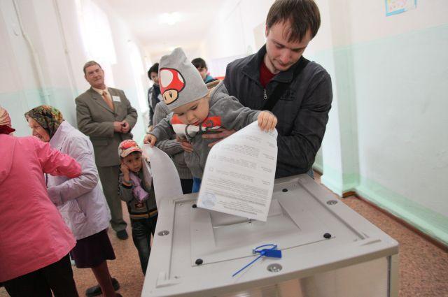 «Единороссы» победили на местных выборах в большинстве свердловских городов