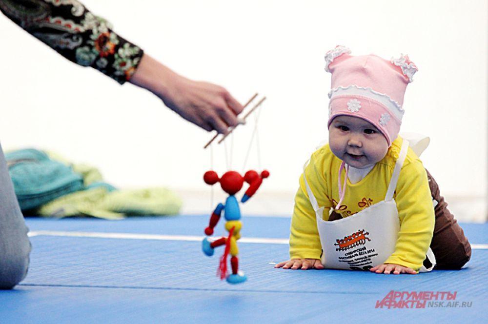 Допинг в виде любимой игрушки - нормальное явление для чемпионата ползунков.