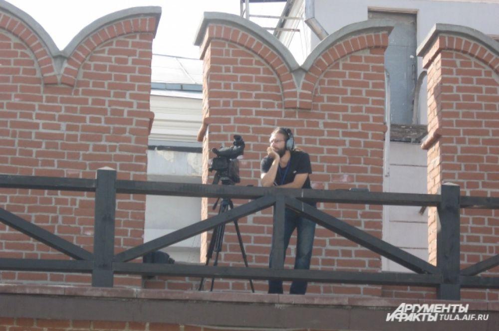 В 2012 году было принято решение о  восстановлении колокольни.