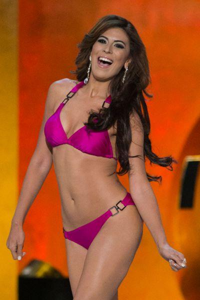 Мисс Пуэрто-Рико Ярелис Сальгадо.