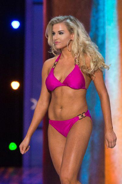Мисс Нью-Мексико Джессика Барсон.