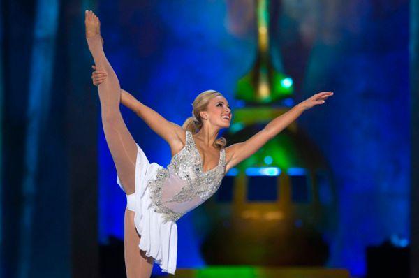 Участница от Флориды Виктория Коуэн была четвертой.