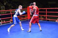 В Омске прошёл турнир по боксу.