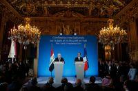 Конференция по Ираку в Париже.