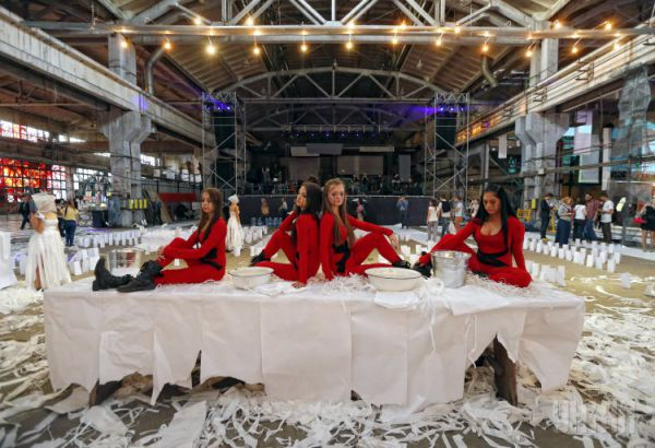 Международный фестиваль современного искусства «ГогольФест»