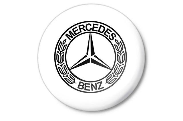 Значок «Мерседес-Бенц»