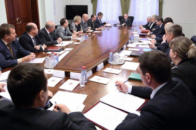 Дубровский намерен возглавить правительство Южного Урала, потеснив Комякова