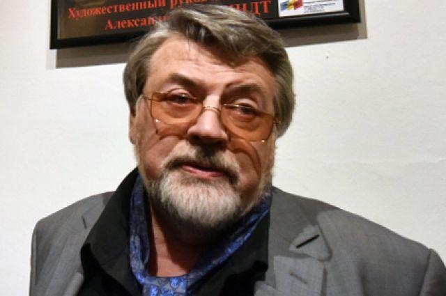 Художественный руководитель Московского академического театра Сатиры Александр Ширвиндт.