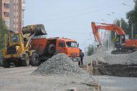 Омску выделили деньги на ремонт дорог.