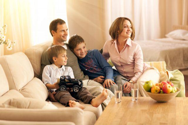 При поддержке Сбербанка в г. Исилькуль открыт центр семейного досуга