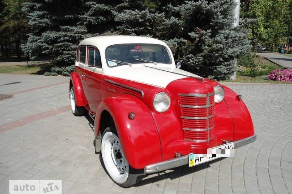 Ретро-автомобили, которые можно приобрести в Украине за 5-70 тыс. грн
