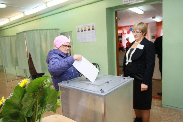 На избирательных участках края были рады каждому голосующему человеку.