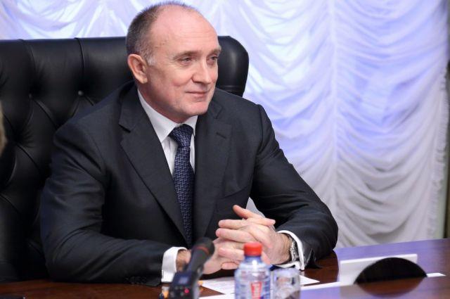 Дубровский после встречи с Путиным улетит на четыре дня в Сочи