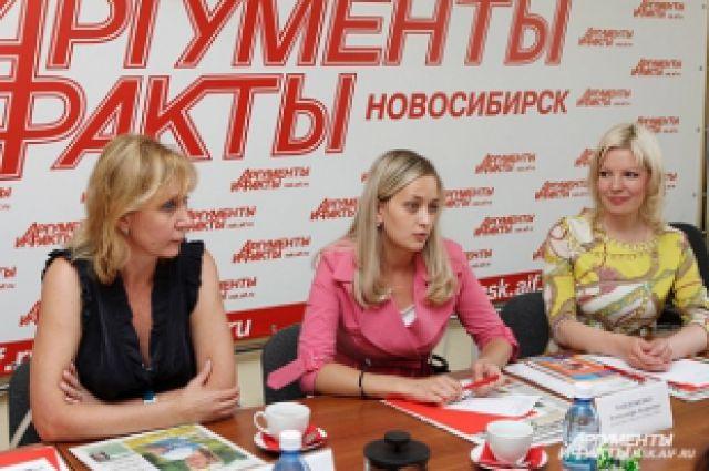 Круглый стол в пресс-центре