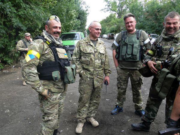 Батальон «Кривбасс»