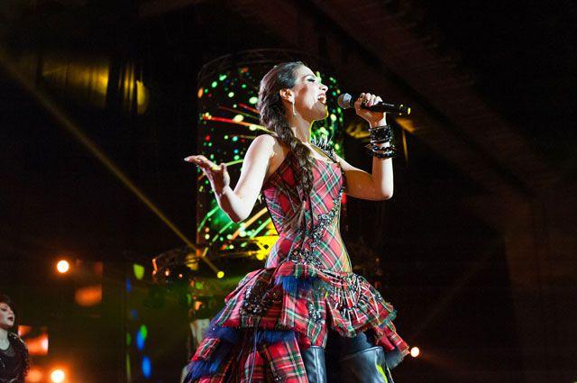 Наталья Орейро приедет в Омск с концертом.