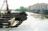 На реке Миасс сменилось уже несколько мостов.