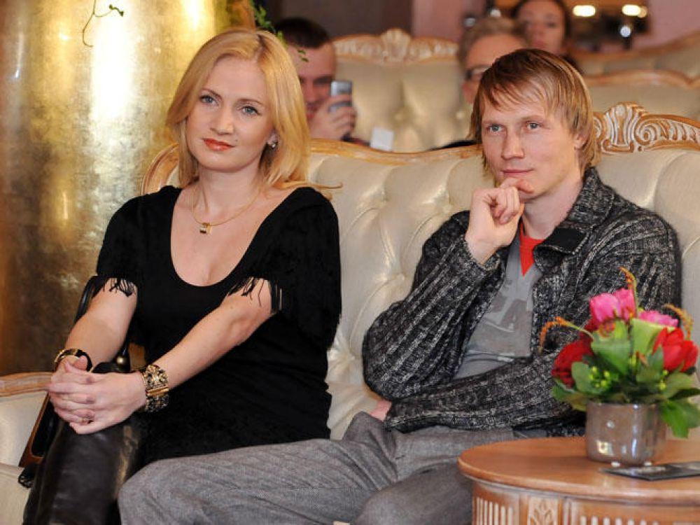 Андрей и Кристина Гусины