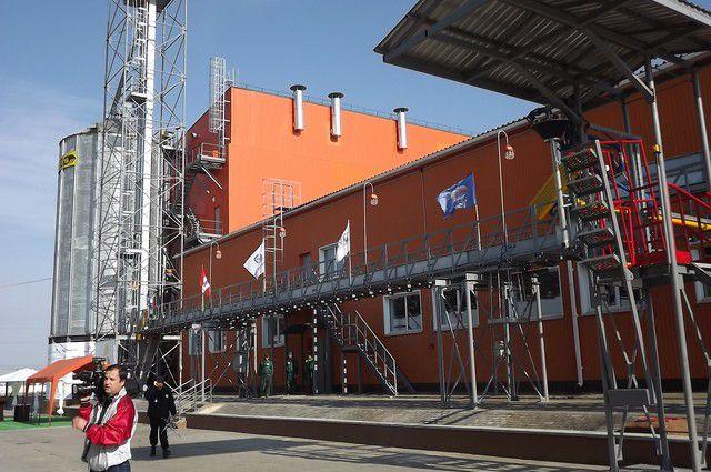 Маслозавод «Продэкс-Омск» открылся в Таврическом районе Омской области.