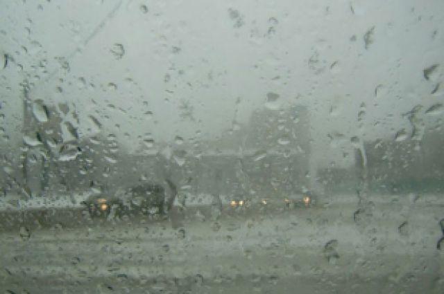 18 сентября челябинцев ожидает мокрый снег и сильный ветер