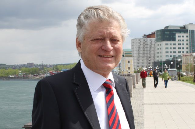 Владимир Шагин.
