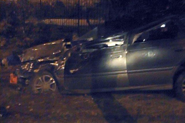 Водитель погиб на месте ДТП до приезда медиков.