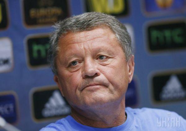 Мирон Маркевич, главный тренер «Днепра»