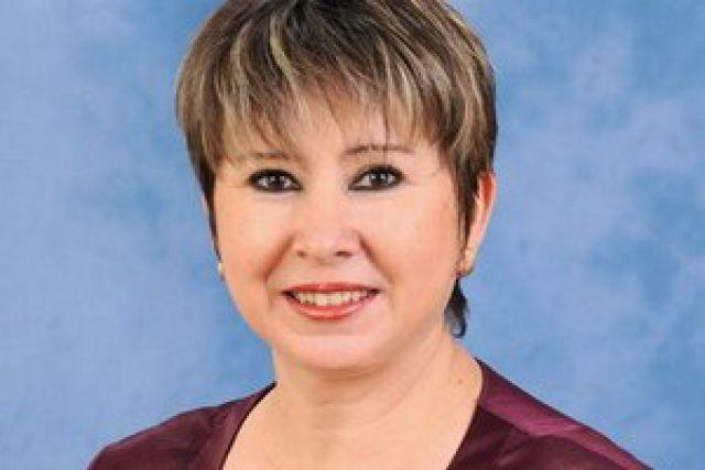 Директор Комсомольской СОШ №1 Светлана Михайлова