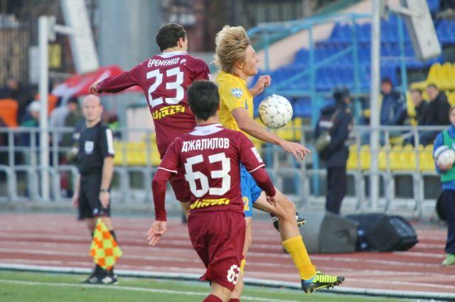 ФК «Луч-Энергия» год назад просто разгромил «Рубин» со счётом 4:2.