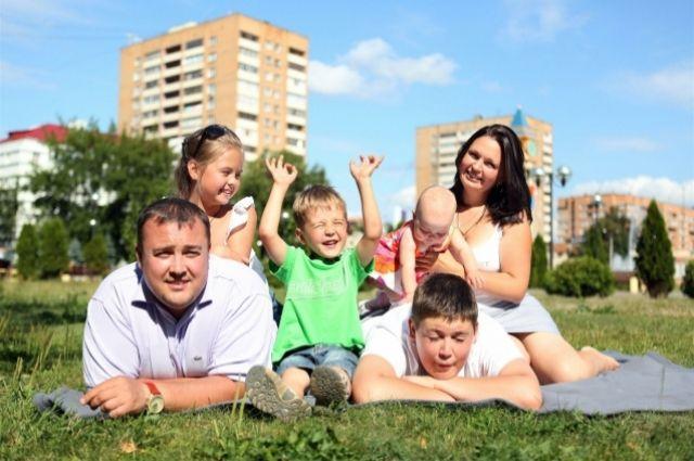 На Среднем Урале выберут показательные семьи