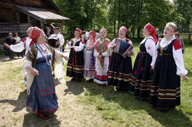 «Битва хоров» проходит в Екатеринбурге