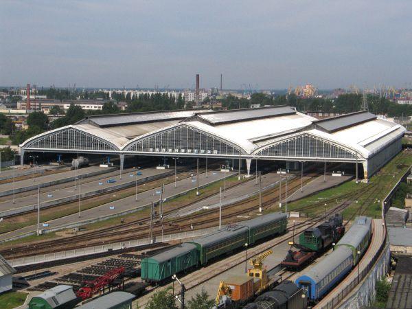 В современном Южном вокзале сохранены и внешняя, и внутренняя планировка комплекса зданий и помещений.