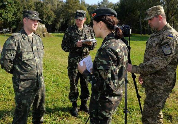 Совместные учения Канады, Литвы, Польши и Украины