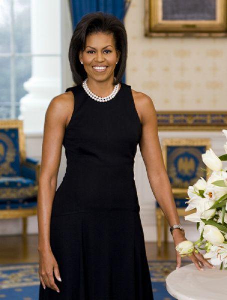 Мишель Обама, США