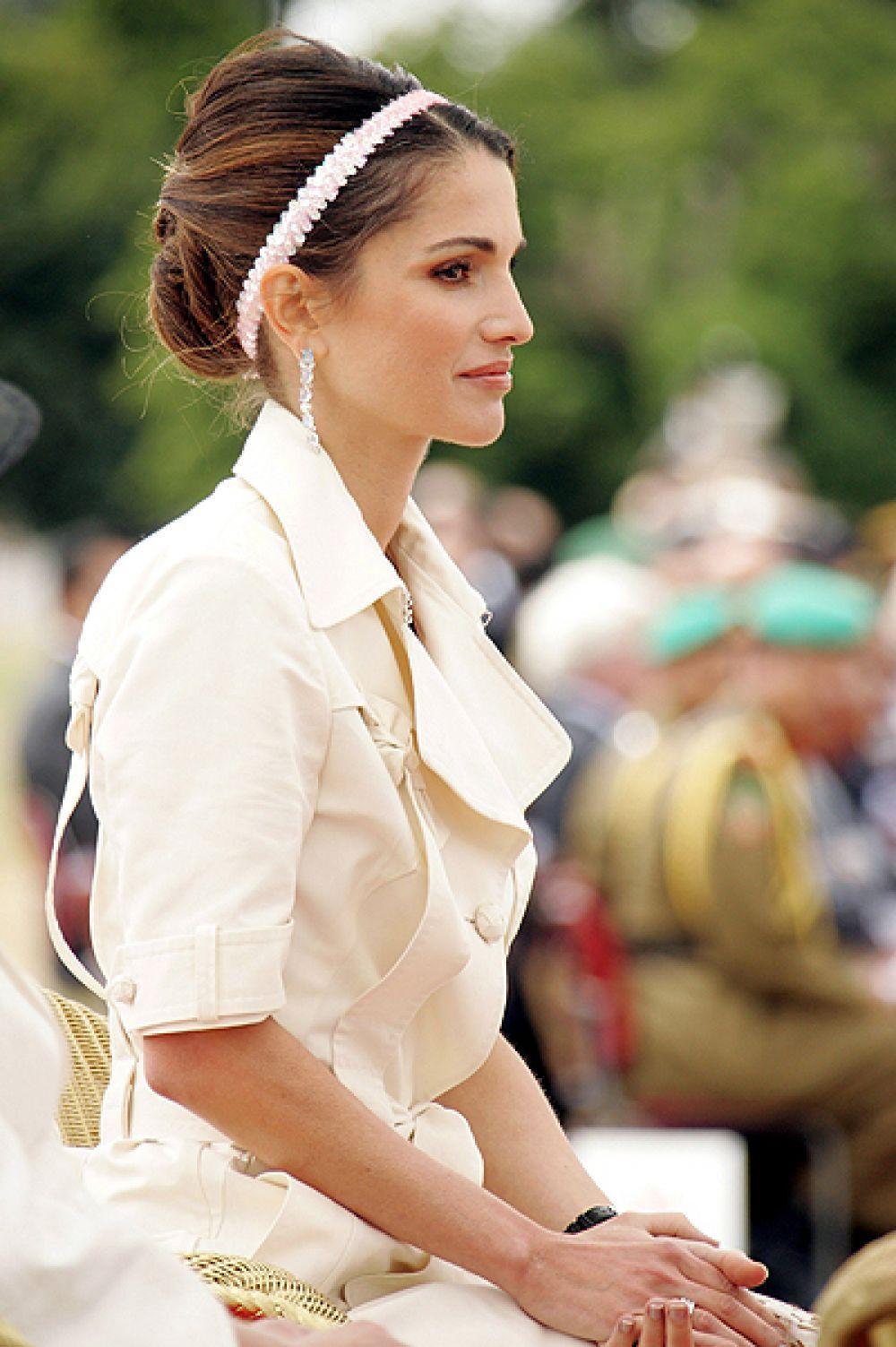 Рания Аль-Абдулла, супруга короля Иорданиии