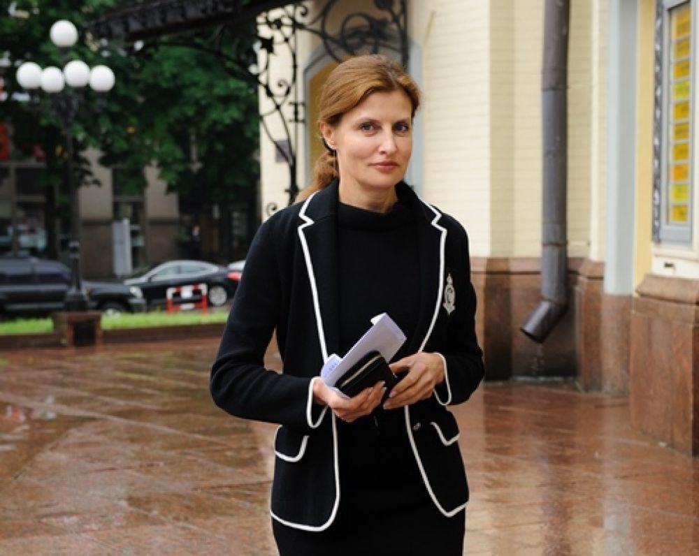 Марина Порошенко, Украина
