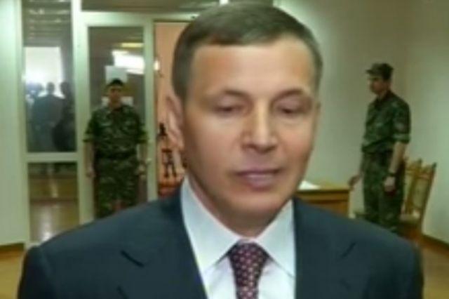 Глава Минобороны Украины Гелетей
