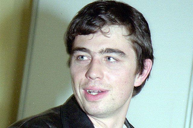 Сергей Бодров.