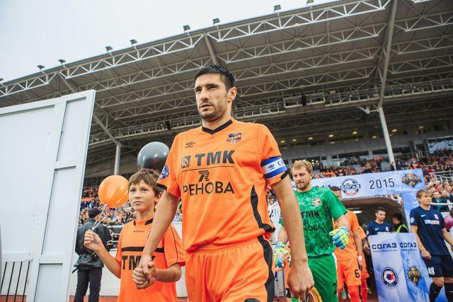 Футболисты «Урала» добились первой победы в сезоне