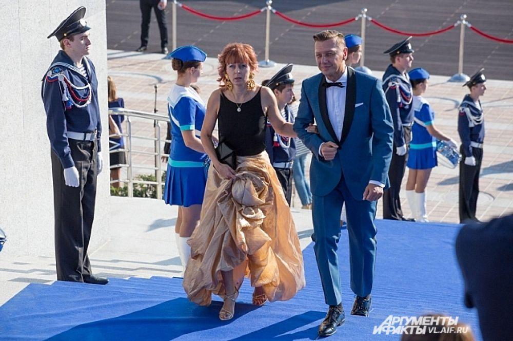 Первая леди Приморья Ирина Миклушевская.