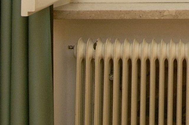 В омских домах скоро появится тепло.